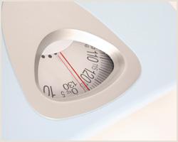 (2) 体重・体脂肪をチェック
